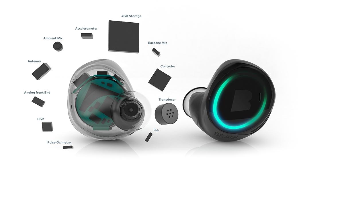 Auriculares Inalambricos Iphone